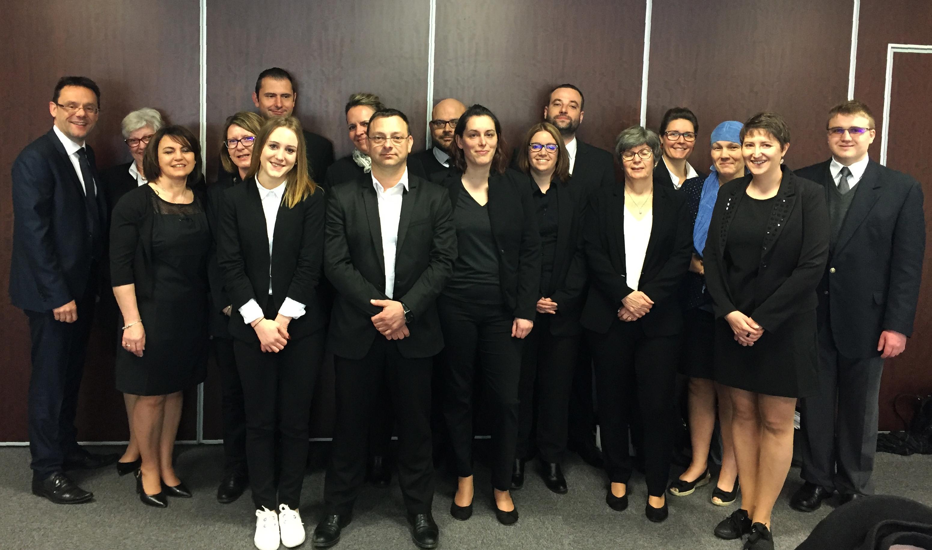 Formation réglementaire Agent d'accueil Funéraire Ecole de Funétique