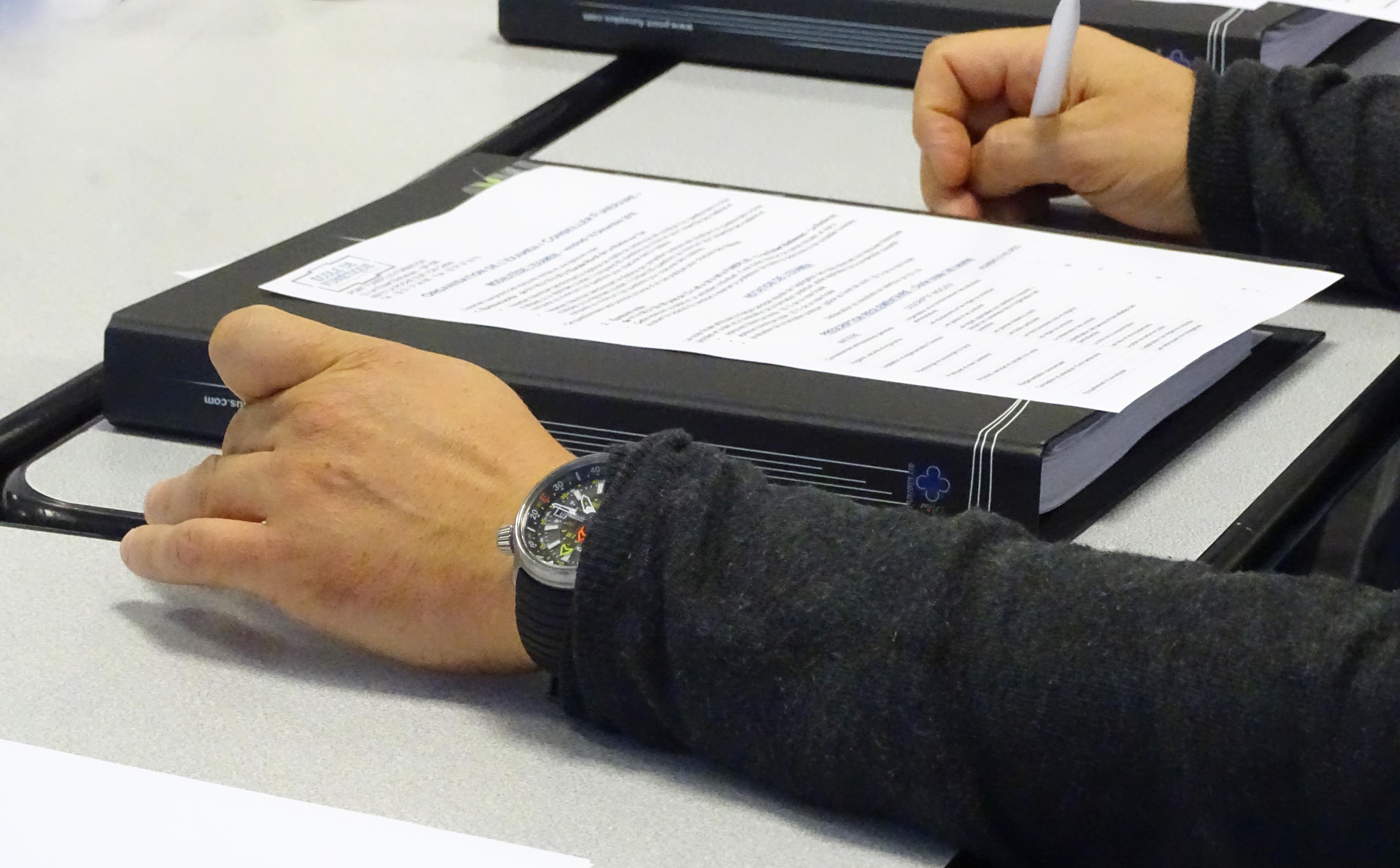 Le contrat de travail formation école de funétique