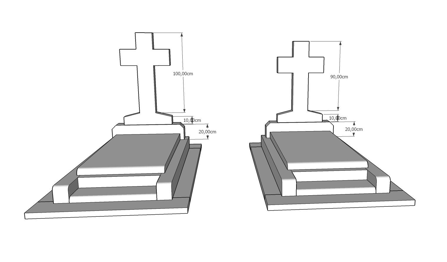 formation Sketchup monument funéraire 3D école de funétique