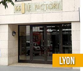 Centre de formation funéraire Lyon Le factory